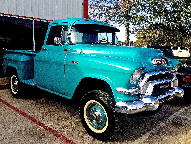 1956 GMC NAPCO 4x4 Truck in Austin TEXAS Classic trucks