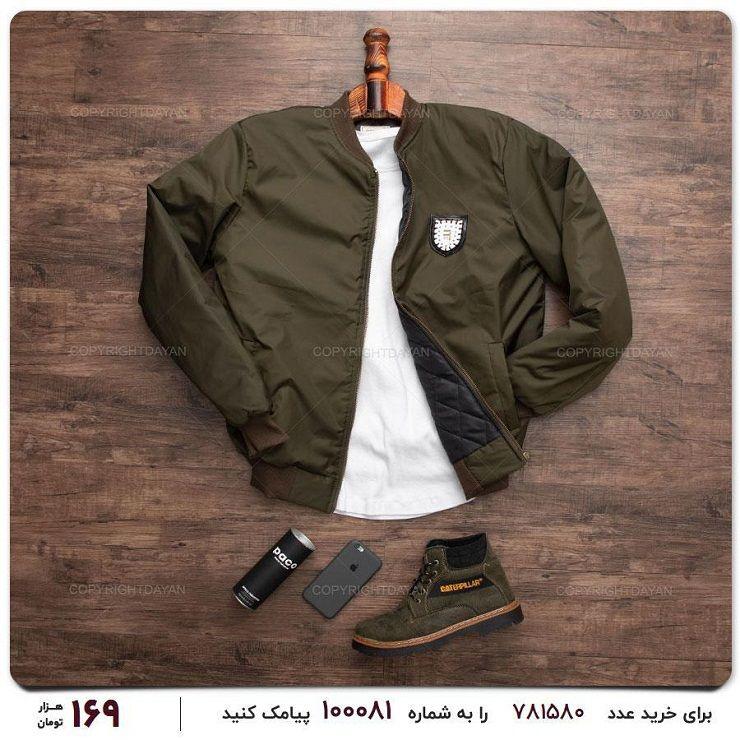 کاپشن خلبانی لورنزو Jackets Bomber Jacket Fashion