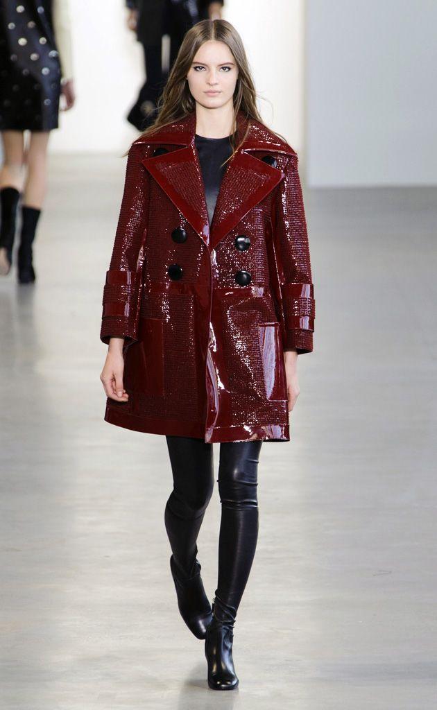 Calvin Klein Collection - Nueva York - 2015-2016 - Otoño-invierno - Harper's Bazaar