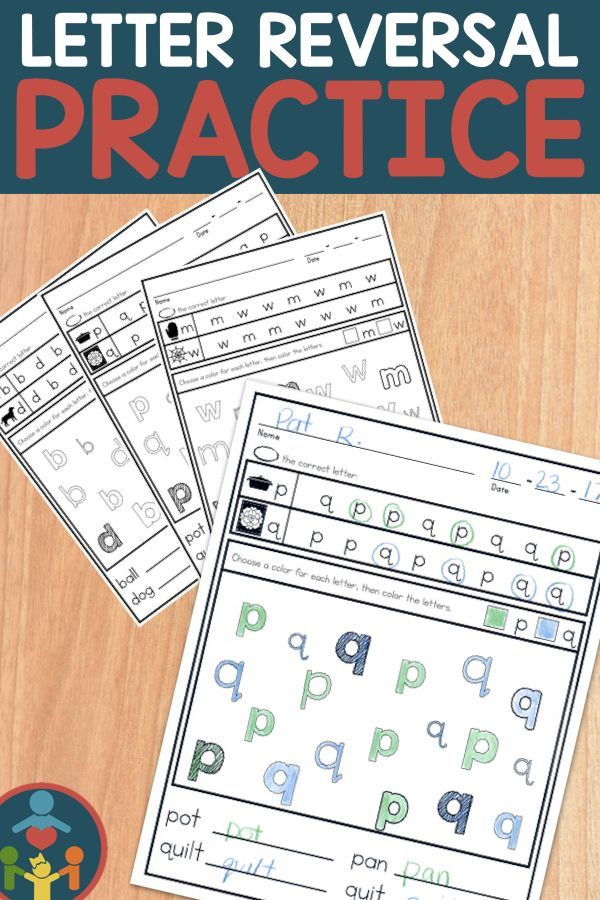 letter reversal worksheet amazing elementary teaching resources handwriting practice. Black Bedroom Furniture Sets. Home Design Ideas