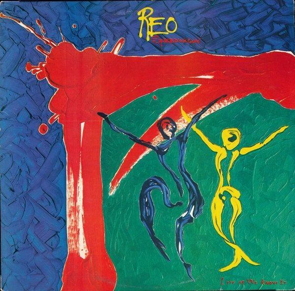 Vinyl Lp Album Reo Speedwagon Life As We Know It Epic
