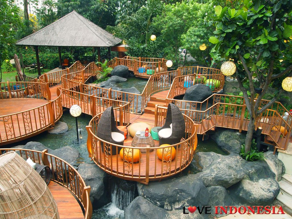 JimBARan Outdoor Lounge, Tempat Nongkrong Baru Bergaya