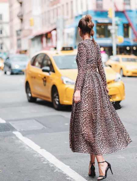 60cf1e9fc31a Ganni street style | Amanda Miller | Tilden Mesh Maxi Dress ...