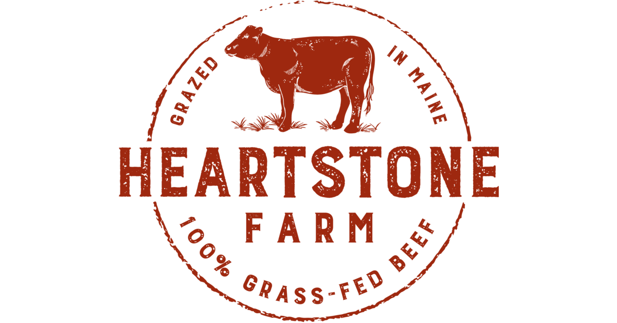 Buy Direct From The Farmer Who Raised Your Beef 100 Grass Fed Beef From Heartstone Farm In Maine Free Home Delivery Grass Fed Beef Farm Beef