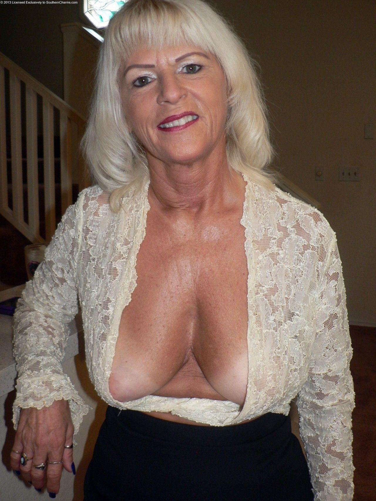 grandma Mature amateur