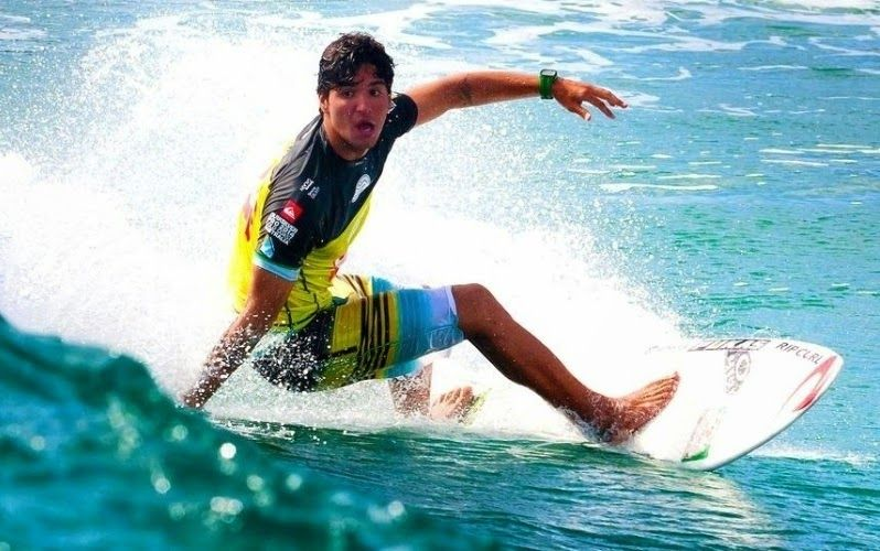 Blog Esportivo do Suíço: Na Austrália, Medina vence primeira bateria da temporada do Mundial de surf