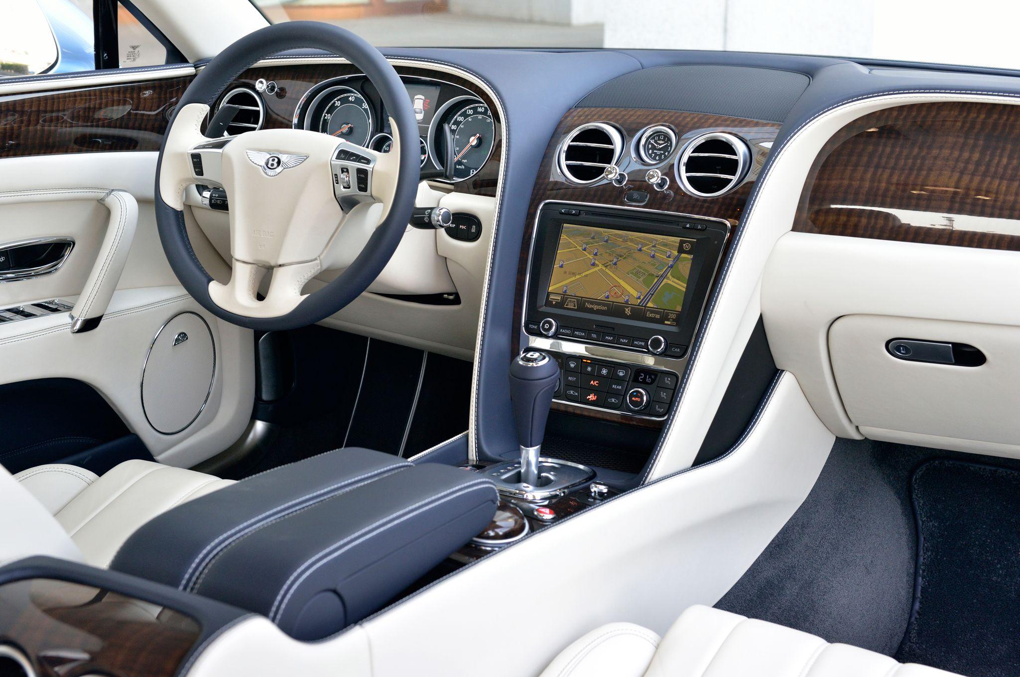 Bentley Interior Pictures 2014 Bentley Flying Spur Interior Photo