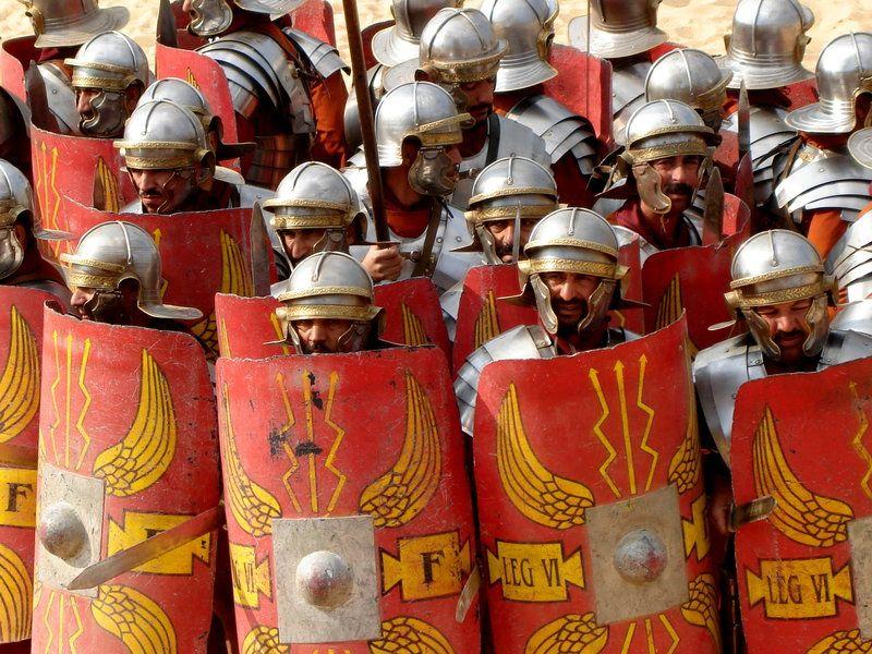 Roman Legions Wallpaper