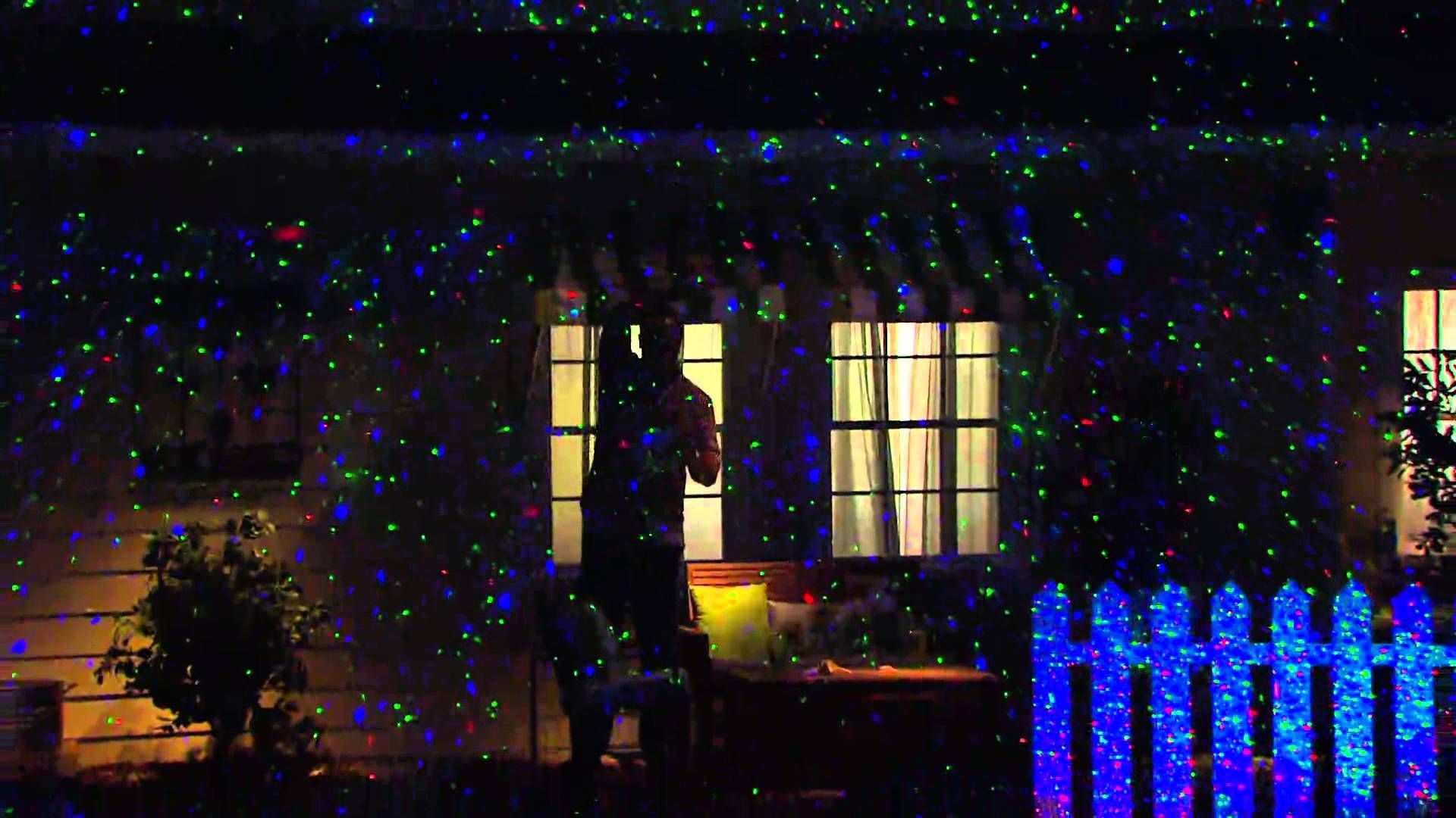 Projection Lights For Christmas
