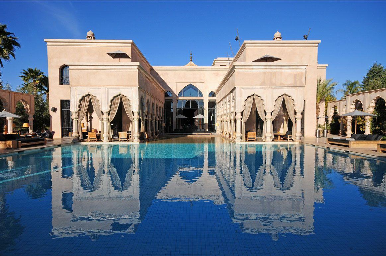 Hotel gallery 5 star hotels marrakech palais namaskar