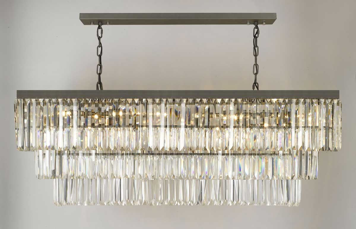 Rectangle Chandeliers: 1000+ images about Chandeliers on Pinterest | Chandelier lighting, Polished  nickel and Bubble chandelier,Lighting