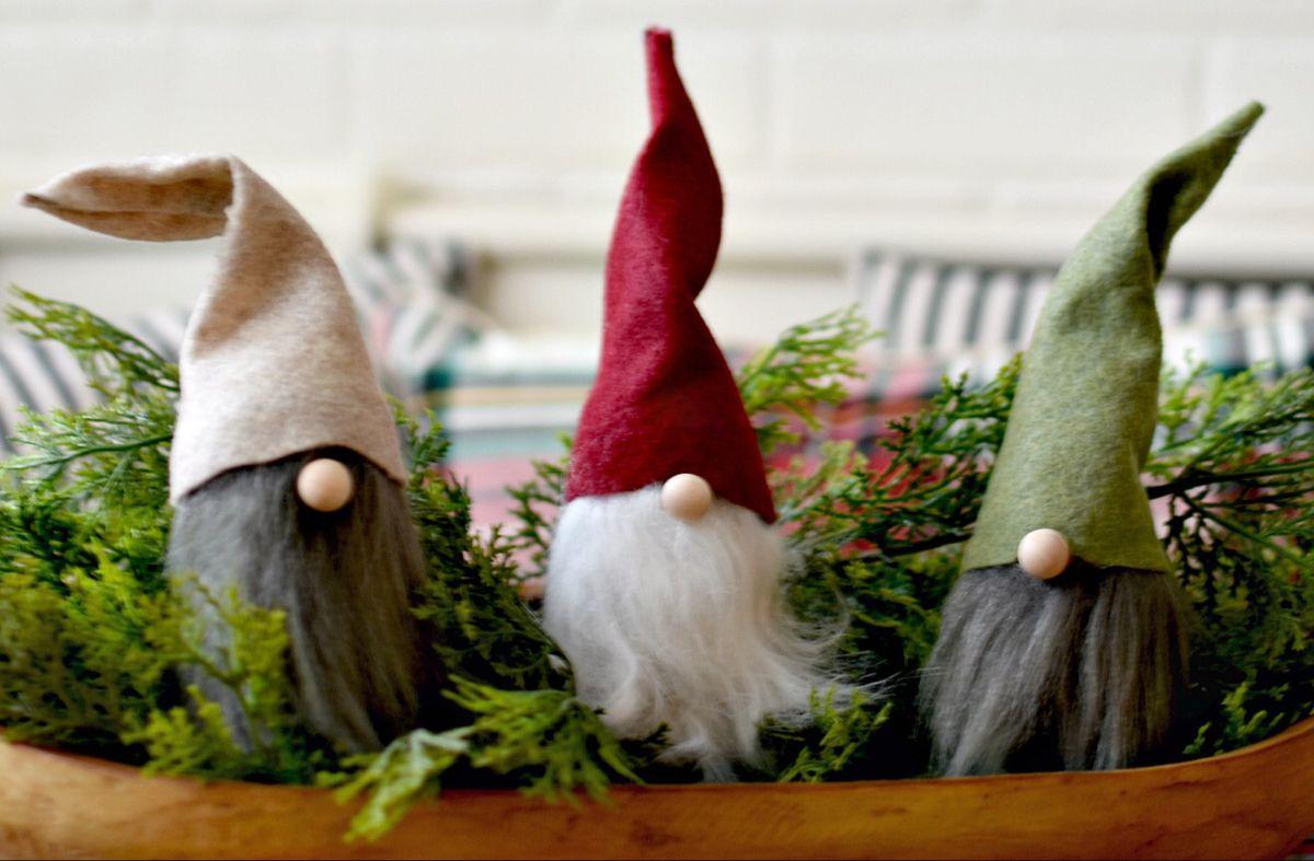 Easy As Magic Diy Nordic Christmas Gnomes Scandinavian Gnomes Christmas Gnome Nordic Christmas Scandinavian Gnomes