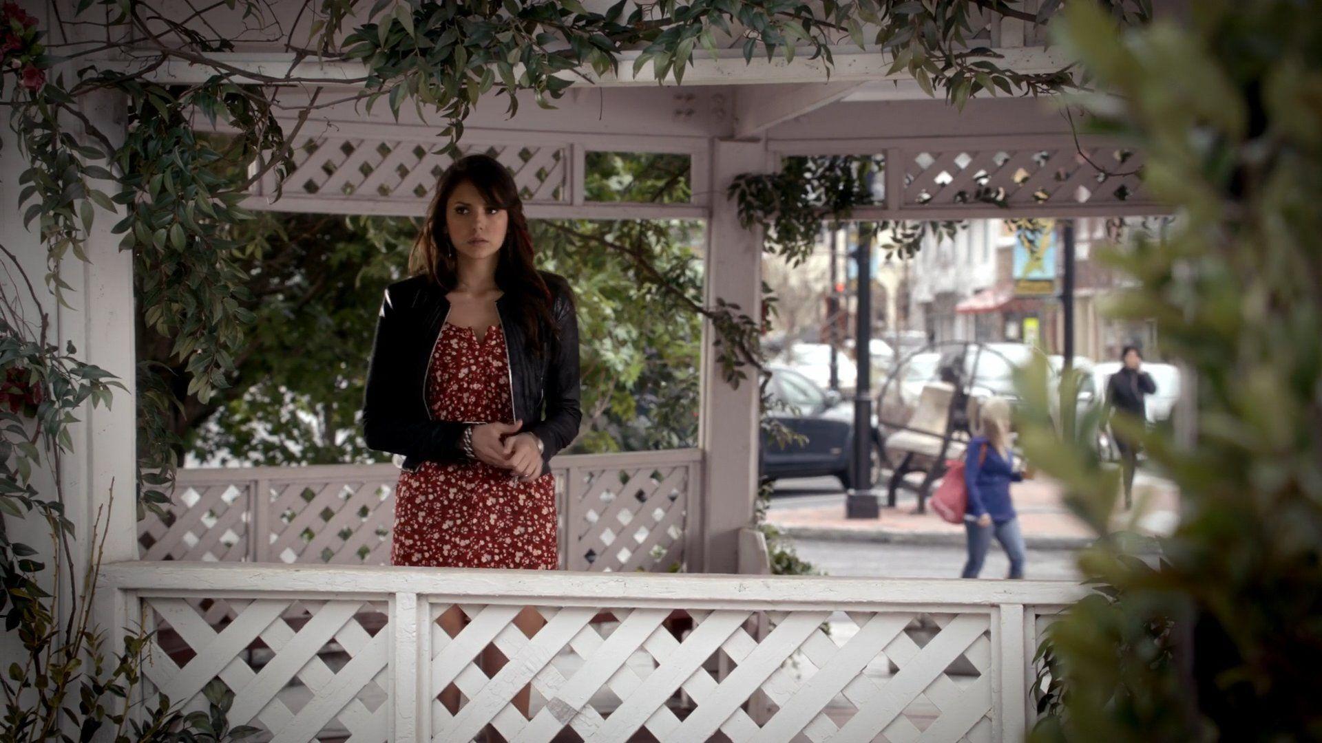 Elena Gilbert | TVD 04x18 | American Gothic