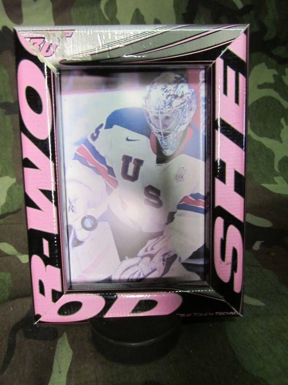 5 x 7 Hockey Stick Picture Frame by Manland on Etsy   Hockey stick ...