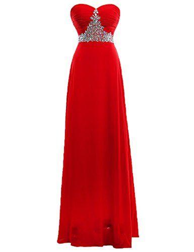 JAEDEN Women's Sweetheart Long Prom Dress Chiffon Bridesmaid Evening Dress Red US28 JAEDEN http://www.amazon.com/dp/B00UMUIOJM/ref=cm_sw_r_pi_dp_5xcxvb0YGMP3V