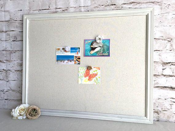 Magnetic board framed bulletin board message by YouMatterDesigns ...