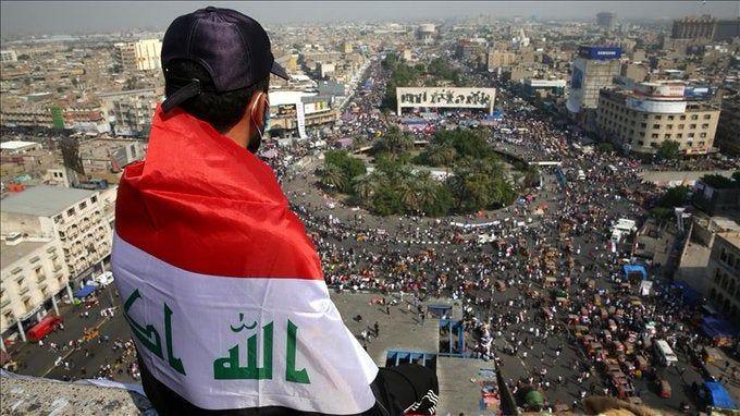 14 انتفاضة تشرين Ideas Iraq Baghdad Iraqi People