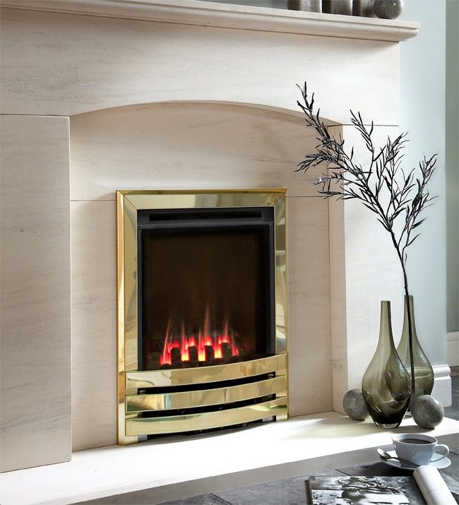 flavel windsor contemporary high efficiency gas fire gas fires