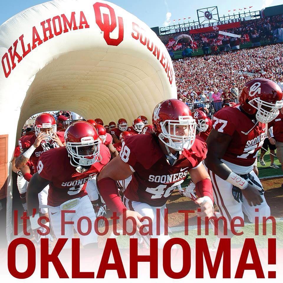 Oklahoma Football Peace Love And Sooners Oklahoma