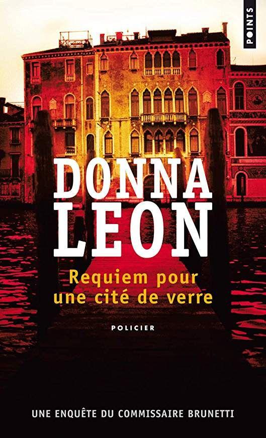 Amazon Fr Donna Leon Policier Livres Policiers En 2019