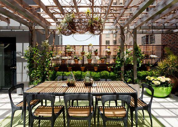 Terraza En La Azotea Inspiraciones Para El Diseño De Un