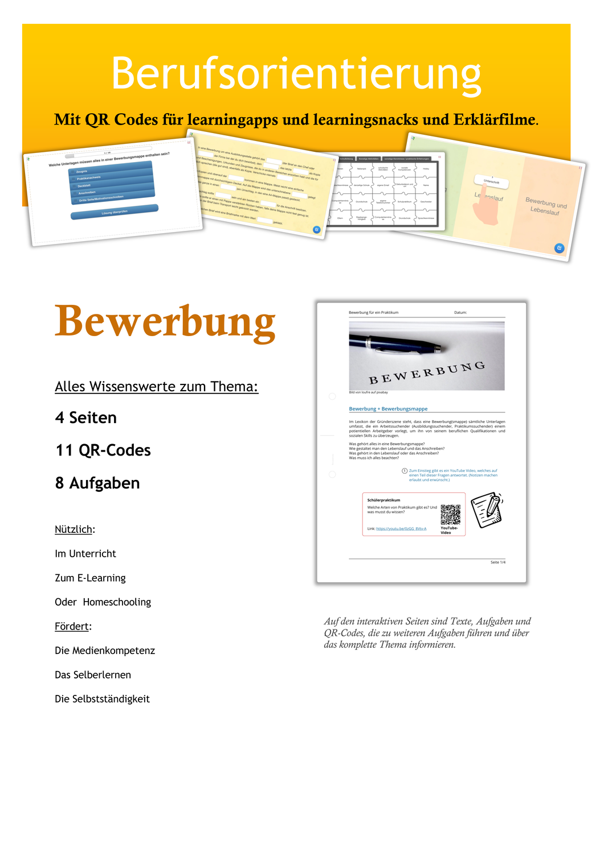 Berufsorientierung Bewerbung Anschreiben Lebenslauf Deckblatt Unterrichtsmaterial In Den Fachern Arbeitslehre Deutsch Berufsorientierung Bewerbung Anschreiben Bewerbung