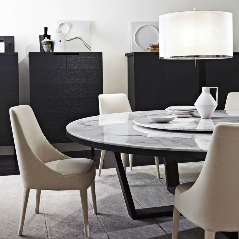 Italian Design News 40 Years Of Maxalto Collections  40 Years Beauteous Italian Dining Room Decor Decorating Design