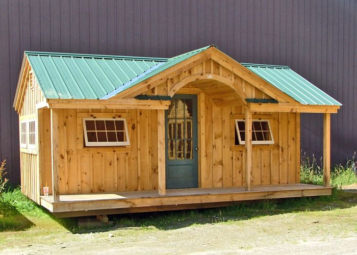 Gibraltar Small Cabin Designs Building A Shed Shed Plans