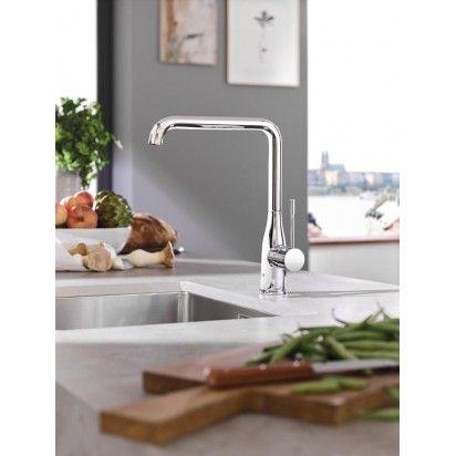 Kitchen Mixers Kitchen Products Robertson Bathware Grohe - grohe concetto küchenarmatur