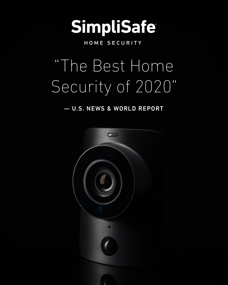 Simplisafe Home Security In 2020 Home Security Home Security Systems Home Protection