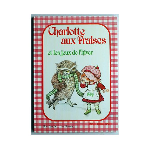 charlotte aux fraises et les jeux de l 39 hiver mercedes llimona ilustraciones pinterest kids s. Black Bedroom Furniture Sets. Home Design Ideas