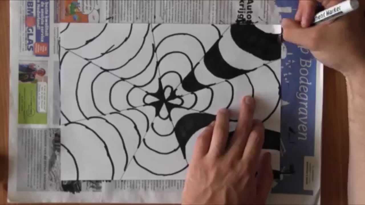 Optische Illussie Tekenen Optische Illusie Tekening Tekenen 3d Tekeningen