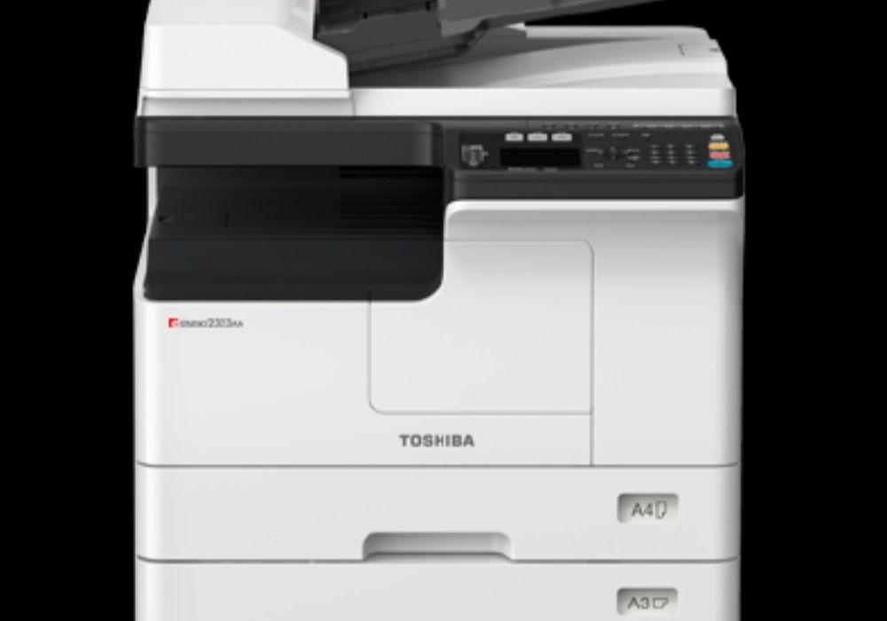 Toshiba E Studio 2523a Desktop Copier Machines Toshiba Speed Print Studio