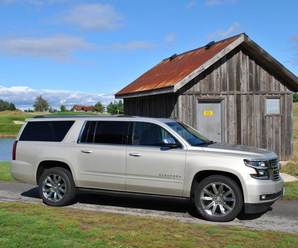 2017 Chevy Suburban Suv Premier Lt And Ls Trims With Price Range