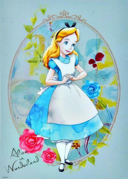 Alice In Wonderland Tatuagens Alice Alice No Pais Das