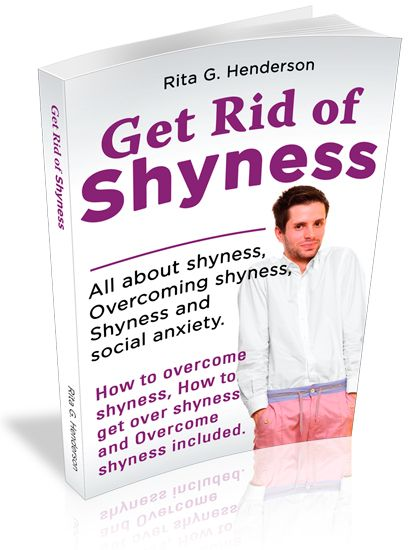 How to get rid of your shyness