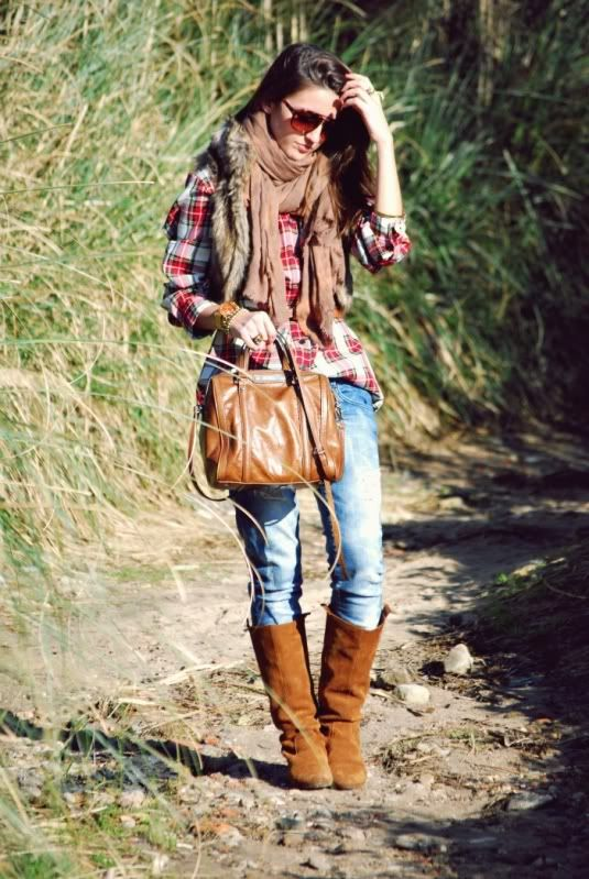 plaid shirt - Lovely Pepa by Alexandra