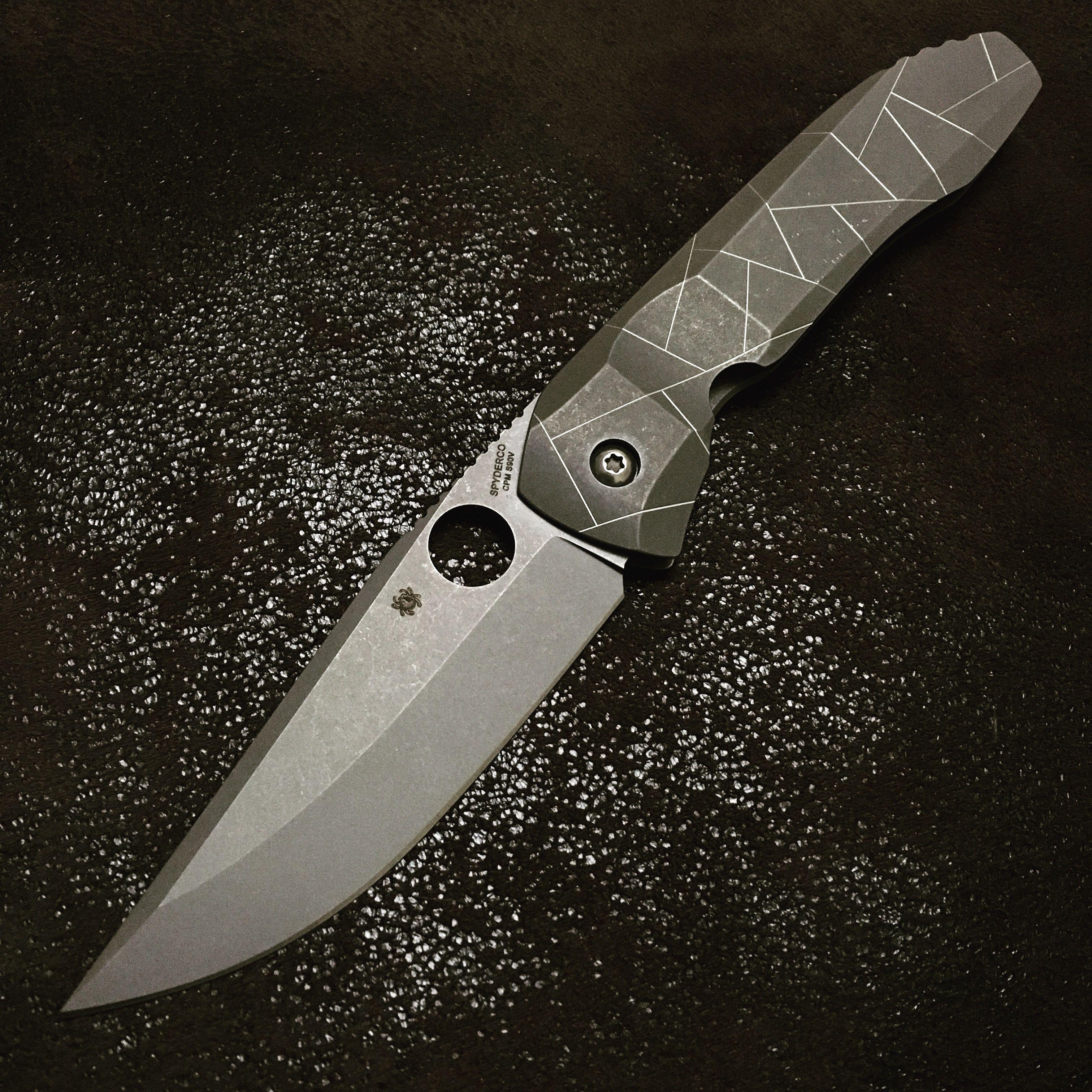 Spyderco Nirvana Spyderco Knife Spyderco Knives
