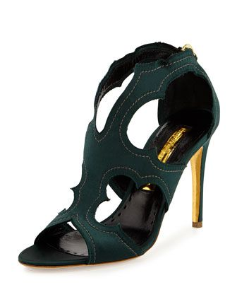 Low Heel Shoes at Neiman Marcus Last Call