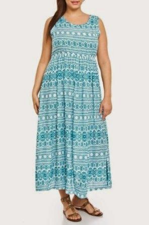 maxi dress: turquoise maxi dress