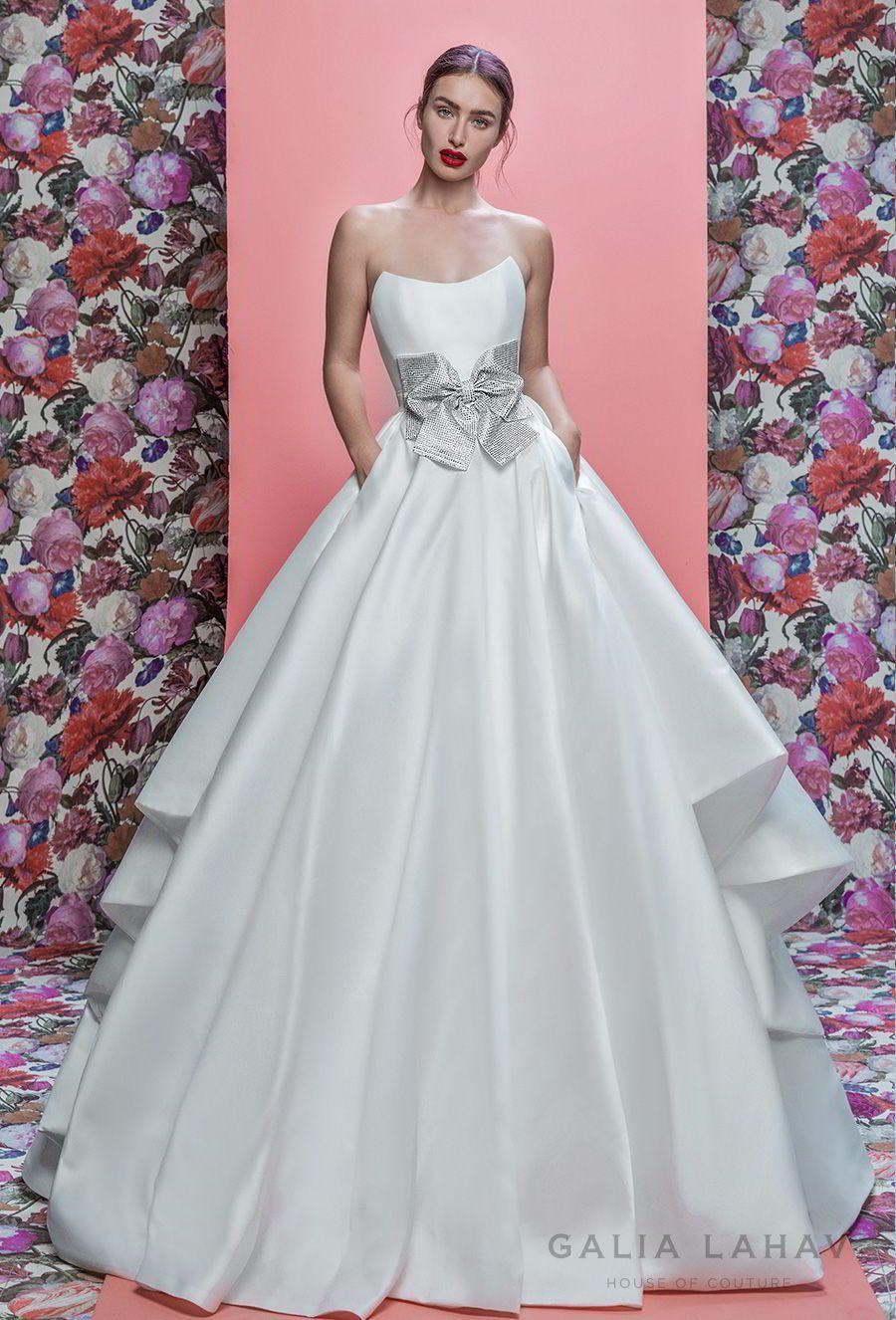 Galia Lahav Spring 2019 Queen Of Hearts Wedding Dresses