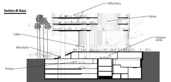 1 Bligh Street Ingenhoven Architects Architect Street Floor Plans