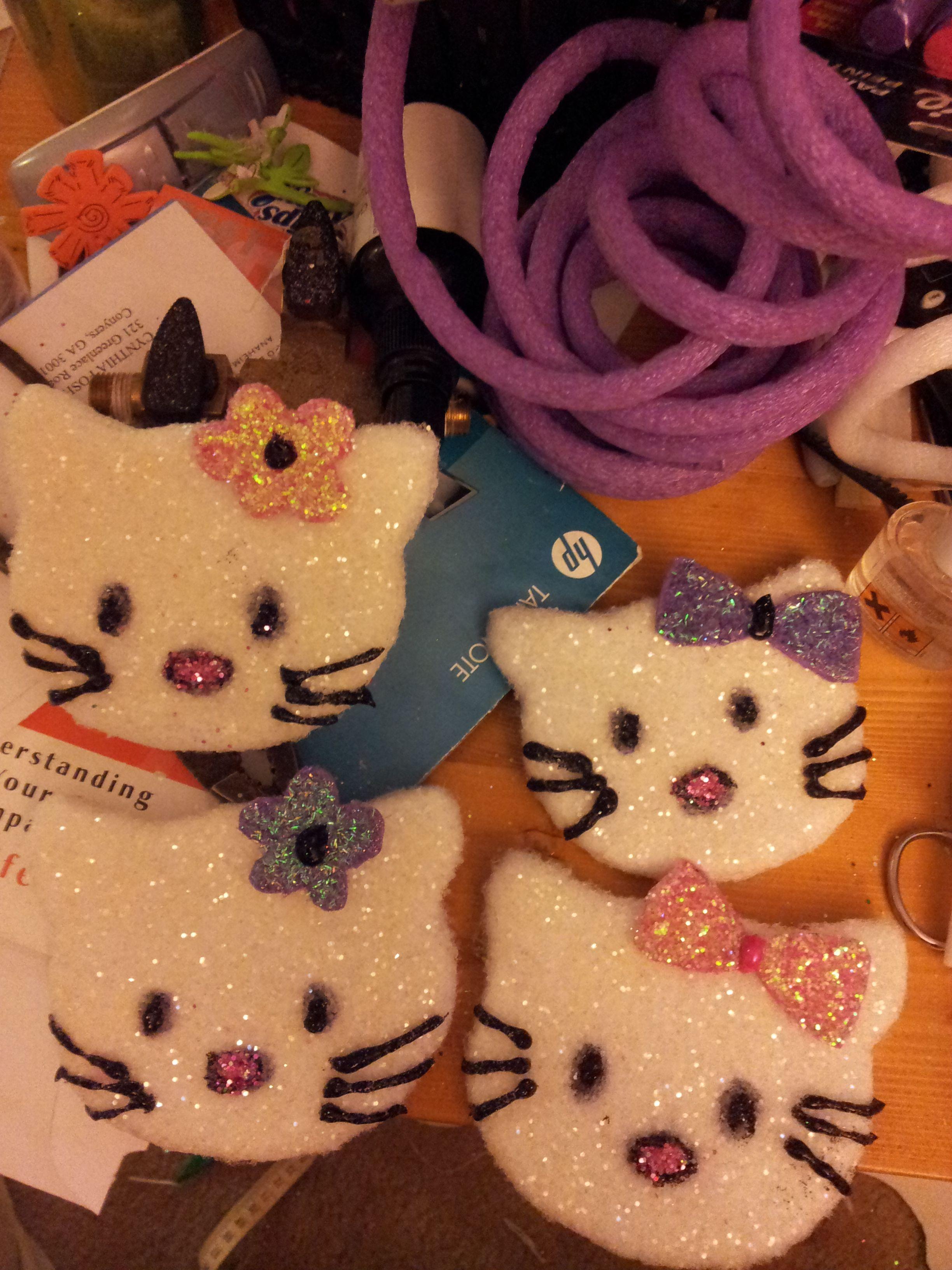 Hello Kitty Christmas Ornaments Hello kitty christmas