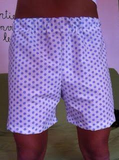 Sleeping shorts