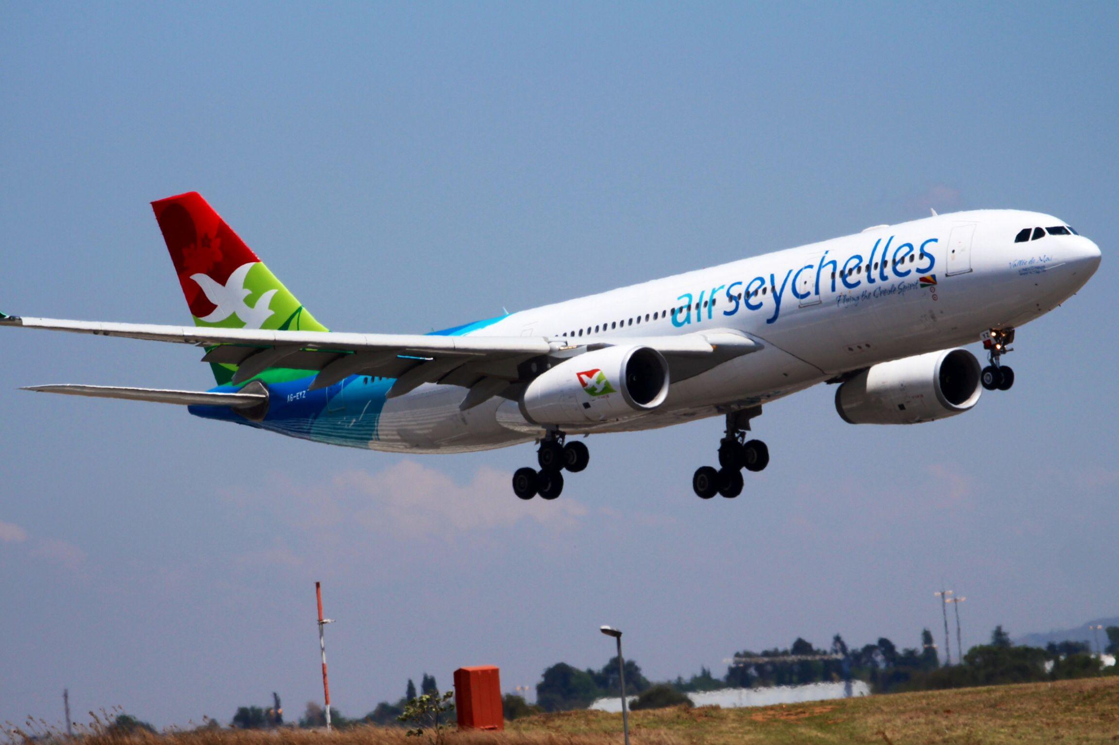 Air Seychelles Airbus A330-243
