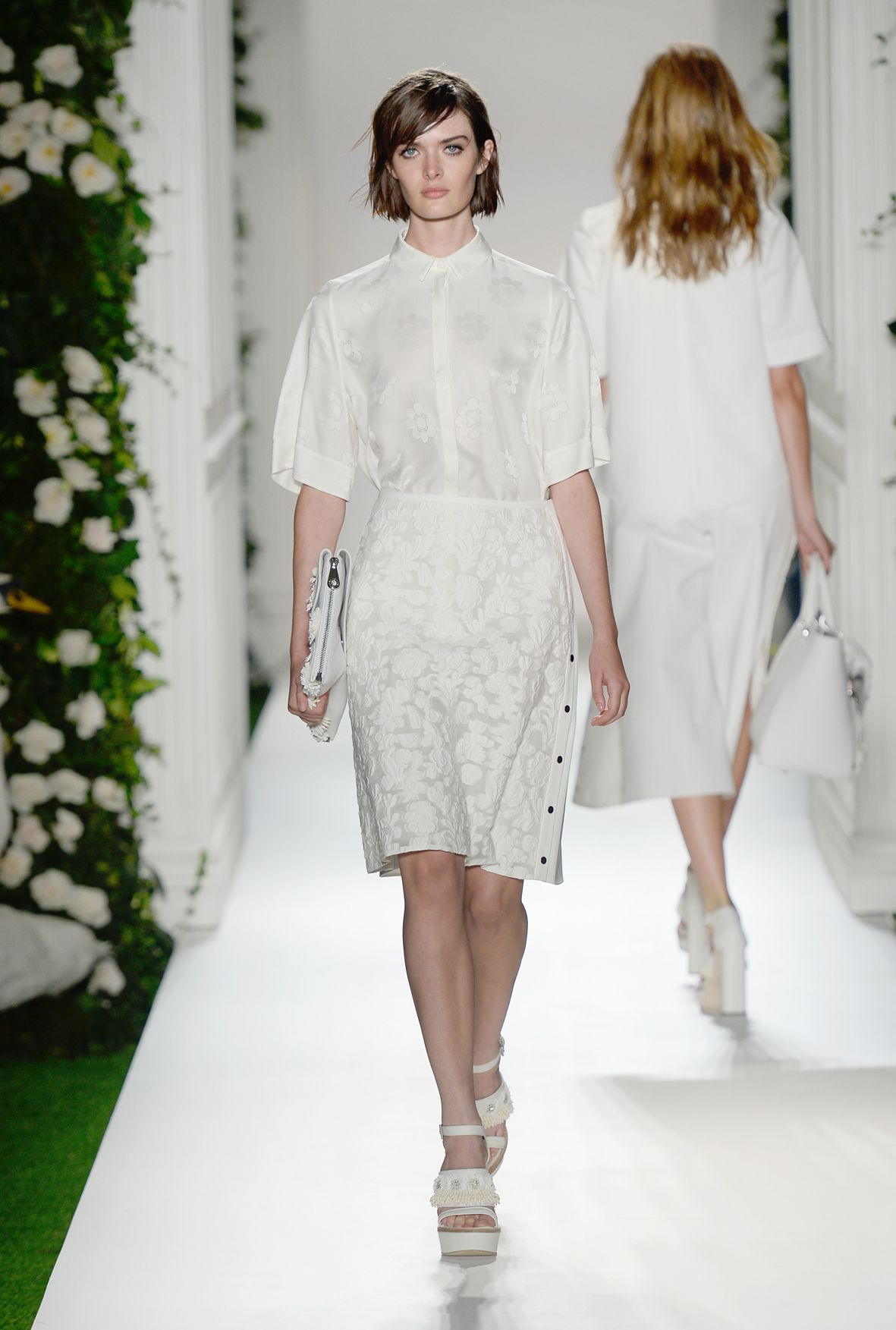 Mulberry Spring 2014 Collection #LFW