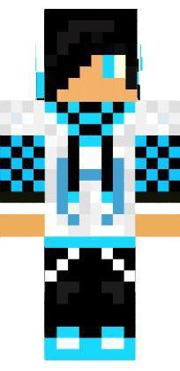Minecraft Blue Creeper Hoodie Google Search Minecraft Skins Minecraft Creeper Hoodie