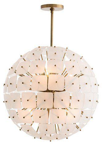 Enya chandelier brass smoked ceiling lights fans indoor and outdoor lighting