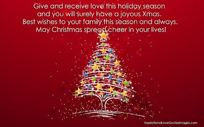 Merry Christmas Quotes For Friends #MerryChristmas #MerryChristmas2016  #Christmas2016 #ChristmasWishes #ChristmasQuotes #