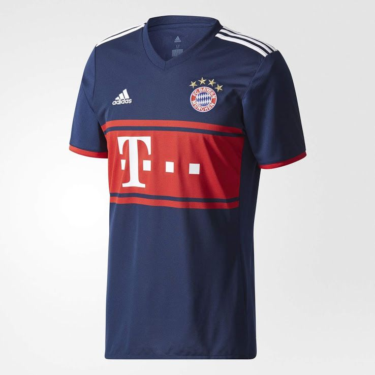 FC Bayern Munich Season Away Shirt FCB 2017 Jersey,all cheap soccer Jerseys  Shirts are AAA+ quality and fast shipping,wholesale and retail,all the  uniforms ...